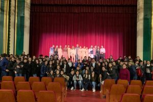 teatre ¿Y Tú TARUMBA alzira secundària Xúquer (3)